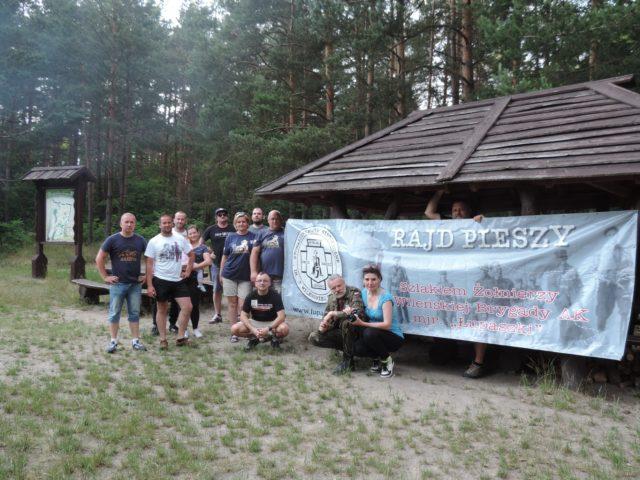 XVIII Rajd Łupaszki – wyniki konkursów